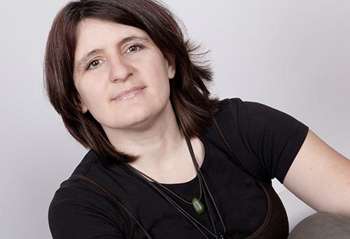 Ergotherapeutin Diana Heimann